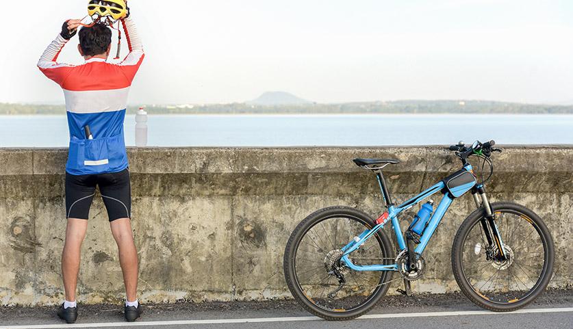 MTB + elcyklar = elektriska MTB-cyklar